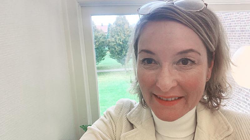 Eva Koltai Arthursson på Elevhälsan