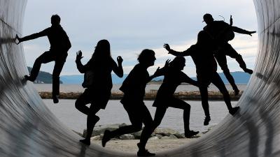 Workshop: Drama och dans i en rolig nyans